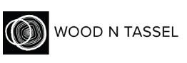 Wood and Tassel